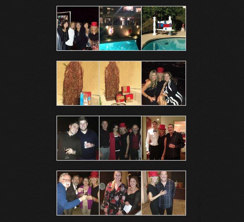 photos from ann golumbuk's in wonderland event in 2014