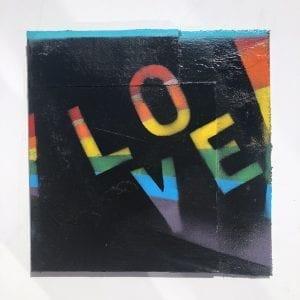 Ann Golumbuk - Rainbow Love