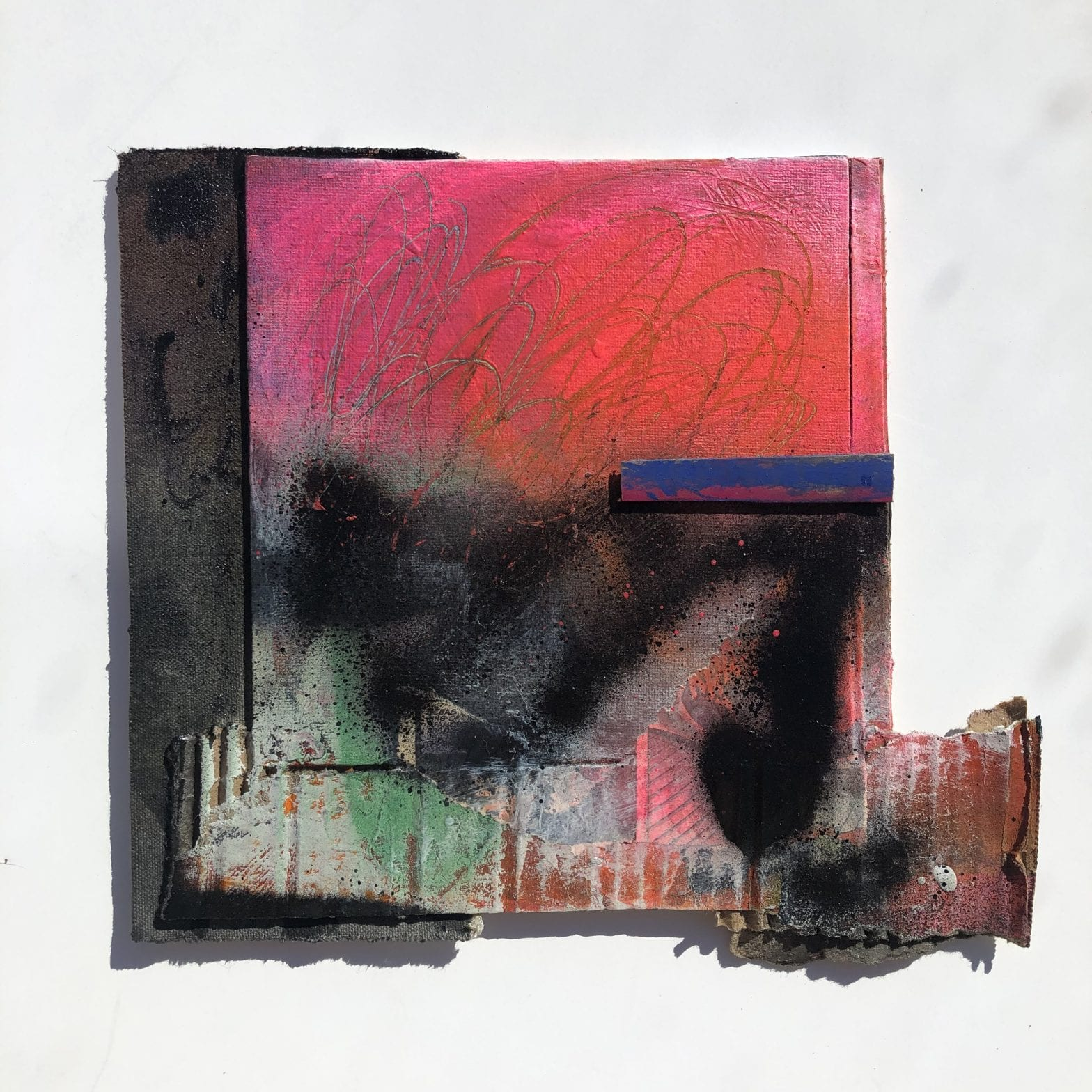 Ann Golumbuk - In Technicolor