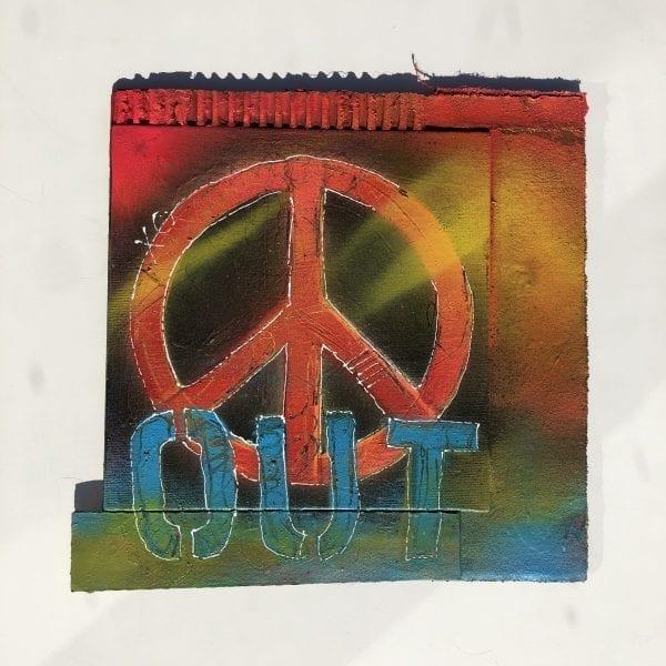 Ann Golumbuk - Peace Out