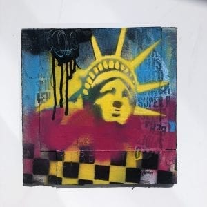 Ann Golumbuk - Lady Liberty