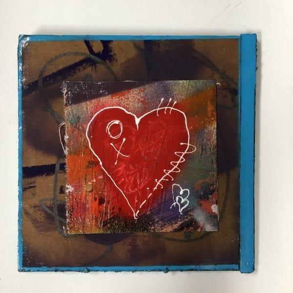 Ann Golumbuk - Heart 2020 #12