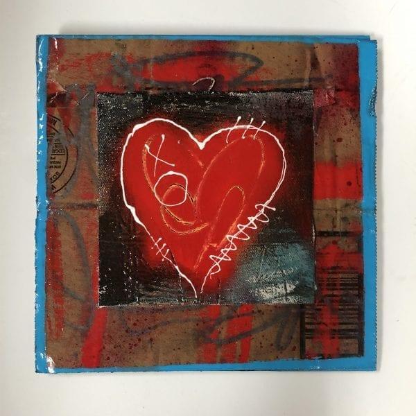 Ann Golumbuk - Heart 2020 #13