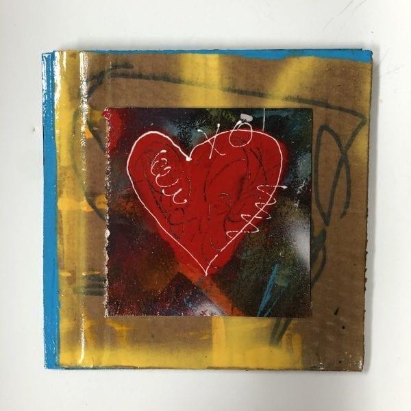 Ann Golumbuk - Heart 2020 #15