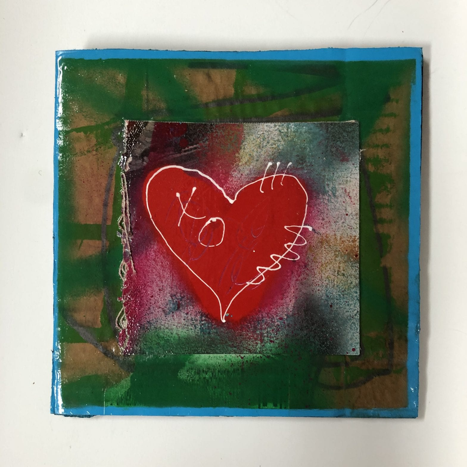 Ann Golumbuk - Heart 2020 #16