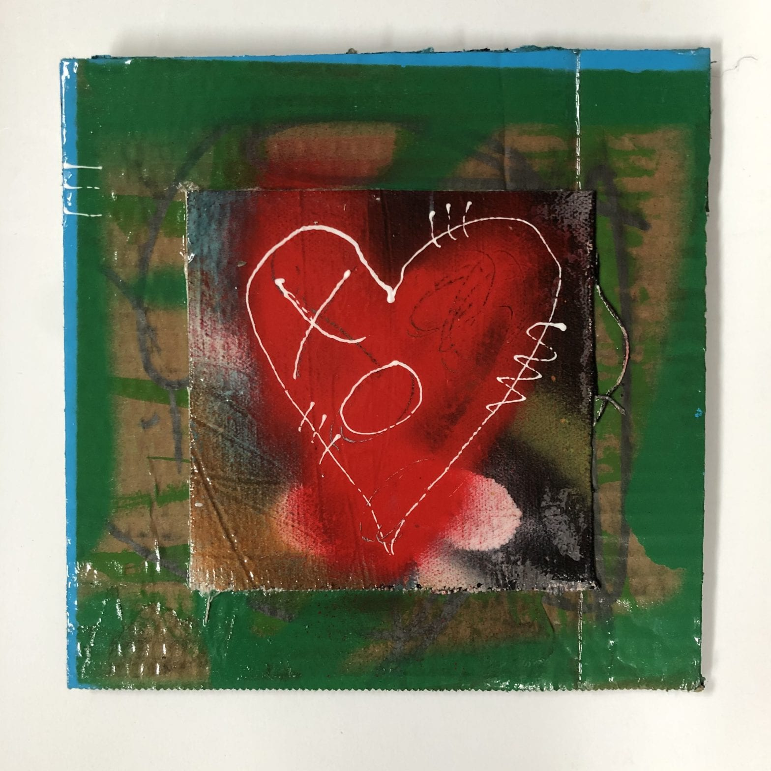 Ann Golumbuk - Heart 2020 #4