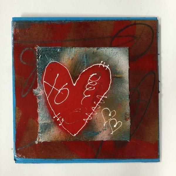 Ann Golumbuk - Heart 2020 #7