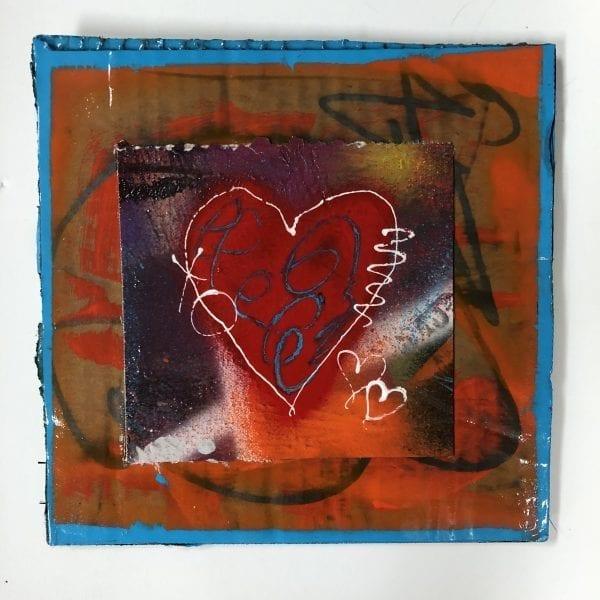 Ann Golumbuk - Heart 2020 #8