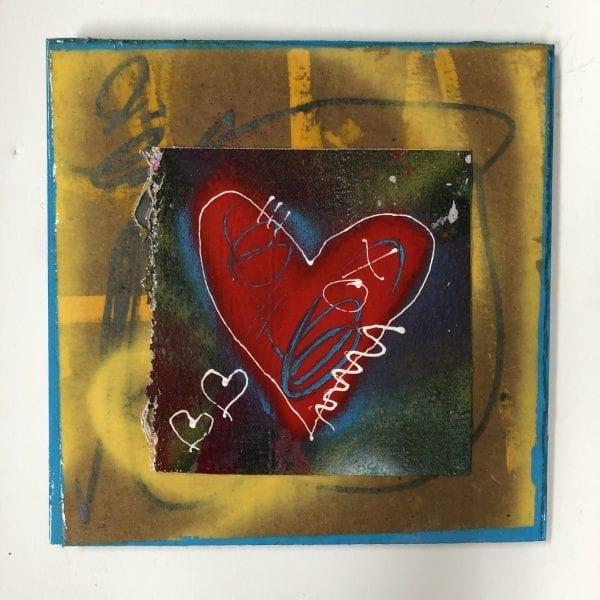 Ann Golumbuk - Heart 2020 #9
